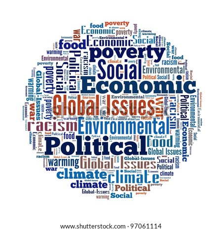 an analysis of poverty racism and environmental destruction as a global problems