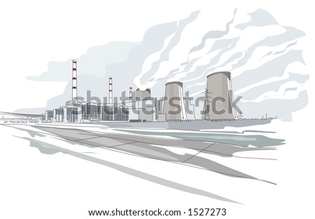 global landmarks - power station