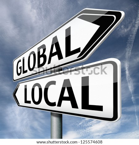 Influence of local national and international legislation
