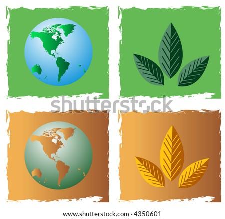 global seasonal icons