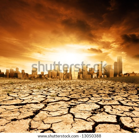 Global Warming Concept Image