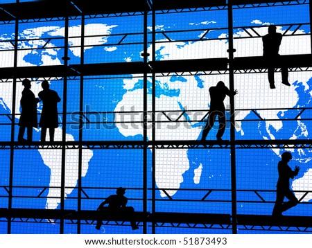 Global work.
