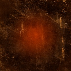 Gloomy vintage texture ideal for retro backgrounds. In dark colors