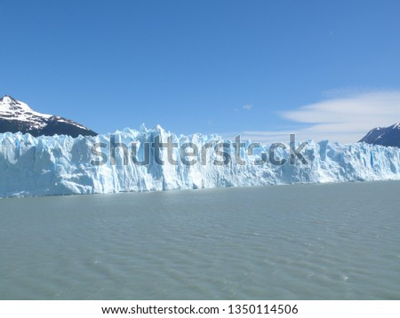 Glorious Icebergs from Argentina #1350114506