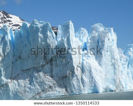 Glorious Icebergs from Argentina #1350114533