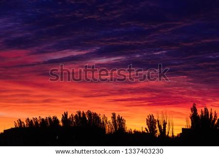 Glory At Dawn, amazing sky #1337403230
