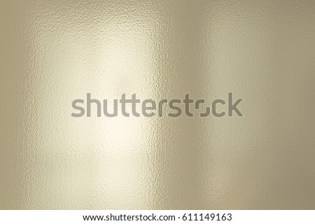 Glossy enamel painted textured surface background with uneven blurred reflection of window