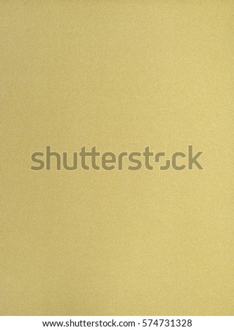 Glossy texture of gold or yellow color, full frame composition #574731328