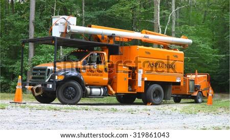 Gloucester virginia september 22 2015 asplundh for Domon power release