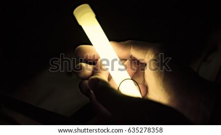 Glow stick #635278358