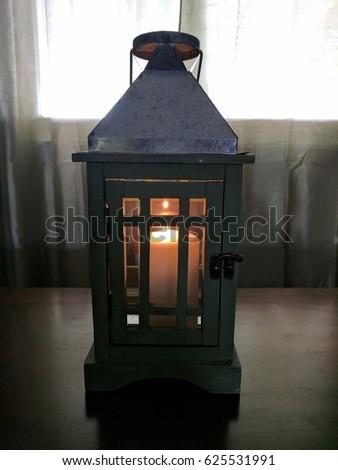 Glowing Lantern #625531991
