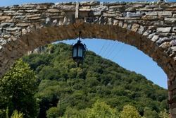 Glozhene monastery in Balkan mountain, Bulgaria