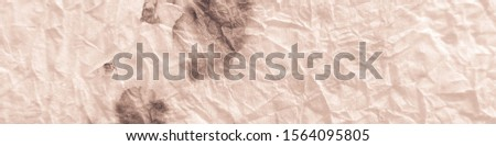 Glued Paper Texture. Watercolor Horizontal Casual. Horizontal Xstmas Illustration. Gold Tie Dye. Abstract Halftone Material. Ikat Brown Rustic. Glued Paper Background.