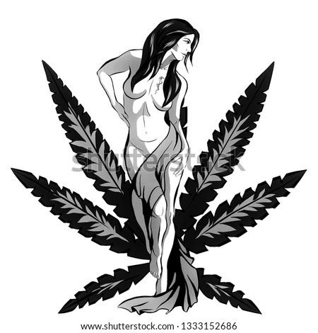 Goddess cannabis