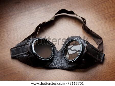 Goggles Foto stock ©