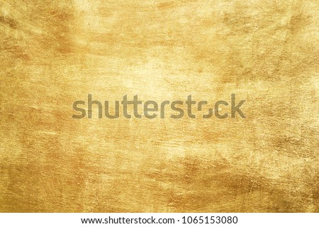Gold abstract background or texture and gradients shadow. #1065153080