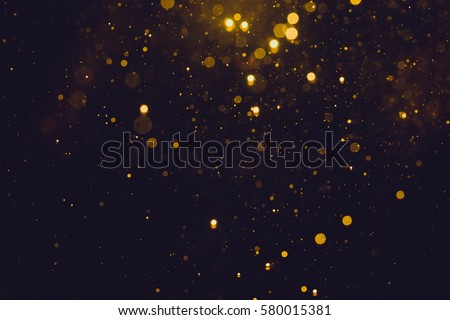 Gold abstract bokeh background #580015381