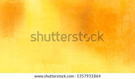 Gold abstract bokeh background/Abstract circular bokeh background #1357931864