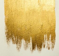 Gold acrylic background