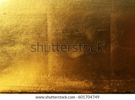 Gold background. #601704749