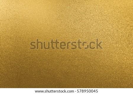 Gold Background Glitter Sparkle Dark Texture Light color Or Foil Metal luxury elegant golden vintage abstract design gradient paper frame border Blurred paillette shiny. wallpaper christmas #578950045