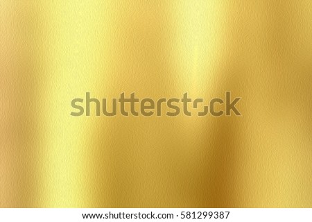 Gold background | gold polished metal, steel texture #581299387