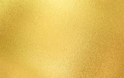 Gold background. Luxury shiny gold texture