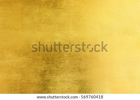 Gold background or texture and Gradients shadow. #569760418