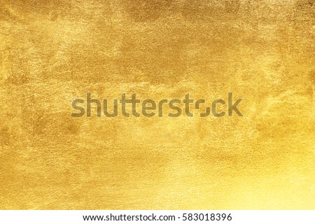 Gold background or texture and gradients shadow - Shutterstock ID 583018396