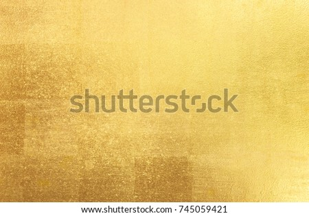 Gold background or texture and gradients shadow #745059421