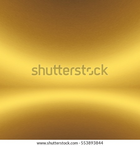 gold background shiny metal texture