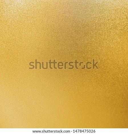 Gold background texture. Golden foil