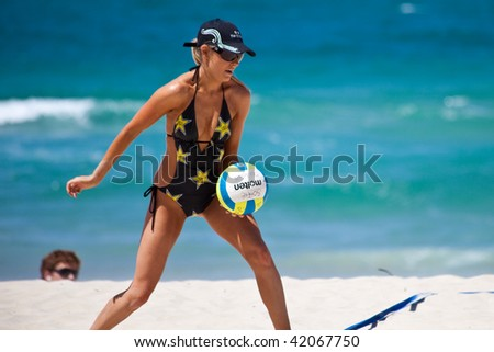 australia gold coast beaches. stock photo : GOLD COAST,