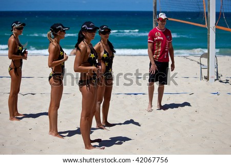 the gold coast queensland australia. stock photo : GOLD COAST,