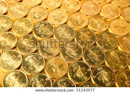 Gold Coin Currency Gold Coins Hong Kong