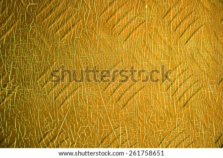 Gold color blackground from steel and dust, Steel color texture, abstract gold background yellow color, abstract gold background yellow color.