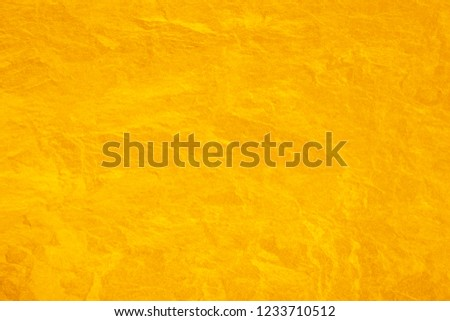 gold color wall for background. #1233710512