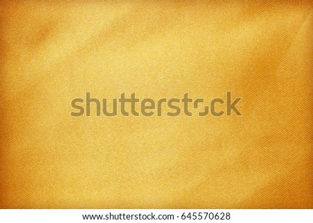 gold fabric silk texture for background