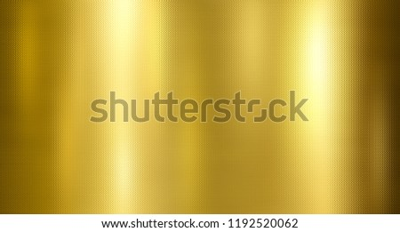 Gold foil, Golden textured background, Yellow texture.
