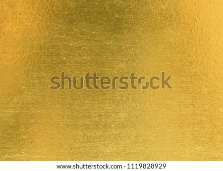 Gold foil texture background #1119828929