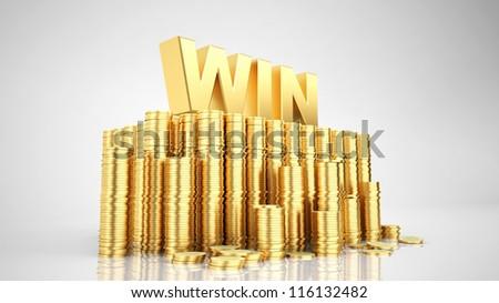 Gold for winner