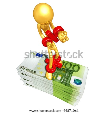 Gold Guy Percentage Prisoner On Money