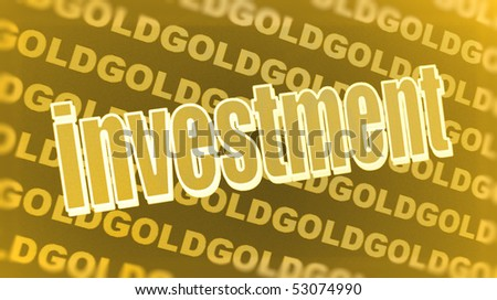 Gold investment #53074990