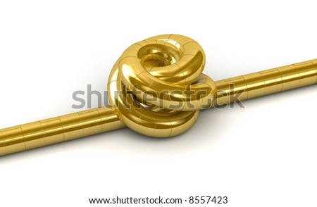 Gold Knot