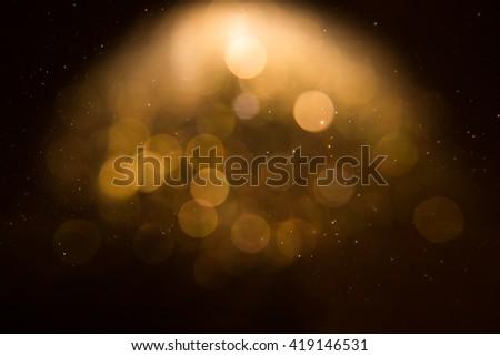gold light bokeh background #419146531
