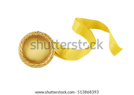 stock-photo-gold-medal-with-golden-ribbo