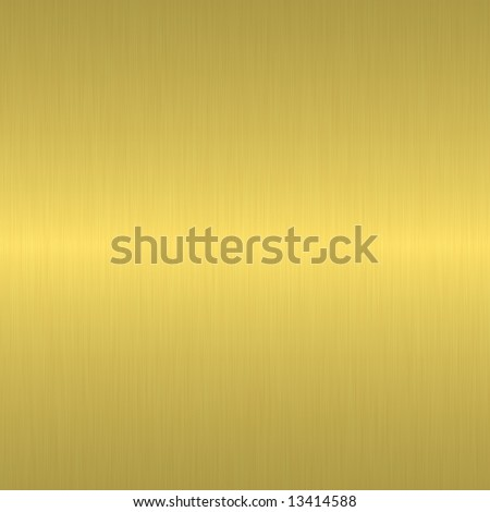 ShutterStock Gold metal background 13414588