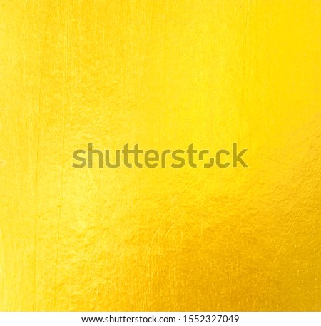 Gold metal brushed background or texture of brushed steel #1552327049