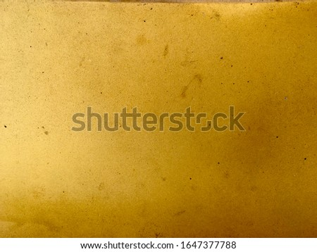 Gold metal metal plate texture background