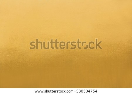 gold on concrete for background and texture #530304754